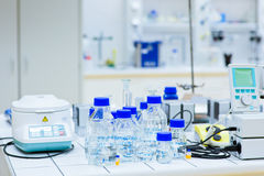 Chemistry lab Stock Photos