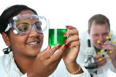 Chemistry Lab Royalty Free Stock Photo