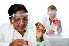 Chemistry Lab Stock Photo