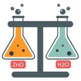 Chemistry Lab Elements Stock Image