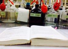 Chemistry laboratory Stock Image