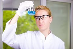 Chemistry 9 Royalty Free Stock Photography
