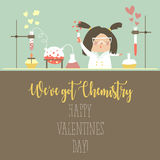 Chemistry of Love Stock Images