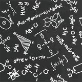 Chemistry pattern Stock Images