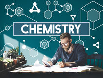 Chemistry Science Research Subject Education Concept Stock Image