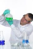Chemistry Scientist Royalty Free Stock Photos