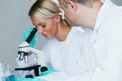 Chemistry Scientist Stock Image