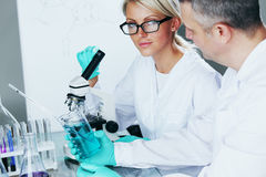 Chemistry Scientist Stock Photos