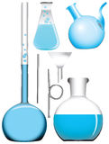 Chemistry set Stock Image