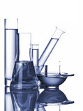 Chemistry still-life Royalty Free Stock Photography