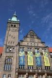 Chemnitz, Γερμανία στοκ εικόνα