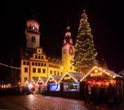 Chemnitz christmas market Stock Photography