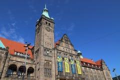 Chemnitz, Deutschland Lizenzfreies Stockfoto