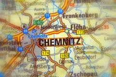 Chemnitz, Germany,  Europe, also known as Karl-Marx-Stadt Europe. Chemnitz, Europe, also known as Karl-Marx-Stadt Europe Royalty Free Stock Photos
