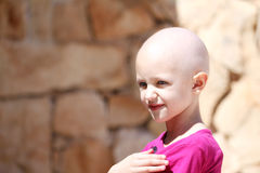 Free Chemo Child Royalty Free Stock Images - 34623089