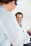 Chemotherapy Patient Royalty Free Stock Photo