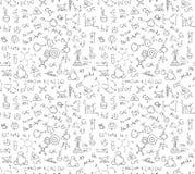Chempatroon stock illustratie