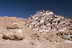 Монастырь Chemrey, Ladakh, Индия Стоковые Фото