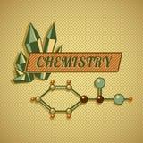 Chemy Royaltyfri Fotografi