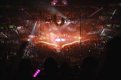 Chen 08 koncert Kelly obrazy stock