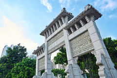 Chen Clan Ancestral Hall Royalty Free Stock Photography