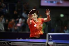 Chen Meng da rotação da parte superior de China imagem de stock royalty free