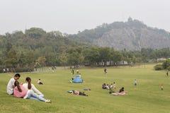 Chen Shan Botanical Garden in Shanghai Stock Images