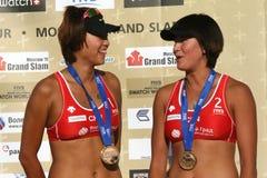 Chen Xue e Zhang Xi Imagem de Stock Royalty Free