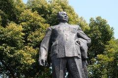 Chen Yi, erster Bürgermeister von Shanghai Stockbild