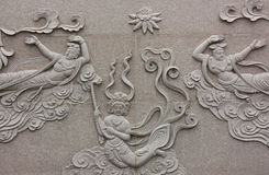 Cheneese bogini księżyc Obrazy Royalty Free