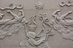 Cheneese gudinna av moonen Royaltyfria Bilder