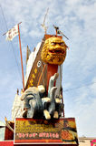 Cheng Ho statek w ulicie Melaka Zdjęcia Stock