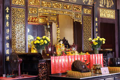 Cheng Hoon Teng temple Royalty Free Stock Photos