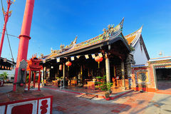 The Cheng Hoon Teng temple Stock Image