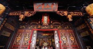 Cheng Hoon Teng Temple in Melaka malaysia immagini stock libere da diritti