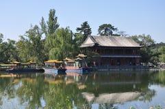 Chengde bergsemesterort Royaltyfri Foto