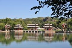 Chengde bergsemesterort Arkivfoton