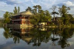 Chengde bergsemesterort royaltyfria foton