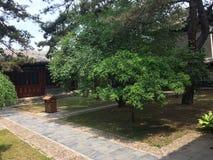 Beautiful scenery of chengde summer resort royalty free stock photography