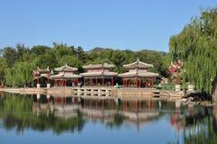 Chengde-Höhenkurort Stockfotografie