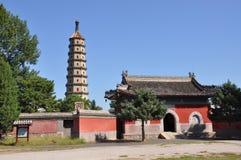 Chengde-Höhenkurort Lizenzfreies Stockfoto