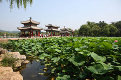 Chengde Mountain Resort Stock Photos