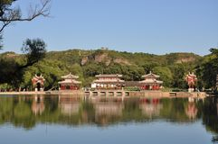 Chengde Mountain Resort Royalty Free Stock Photography