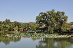 Chengde Mountain Resort Royalty Free Stock Image