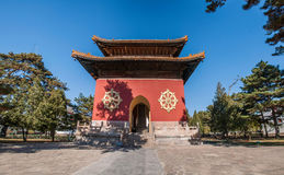 Chengde Mountain Resort in Putuo, Hebei Province Stock Photos