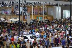 17. Chengdu-Autoausstellung Stockbilder