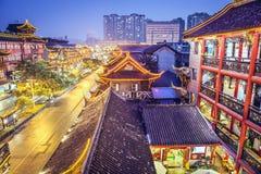 Chengdu, China Cityscape Stock Image