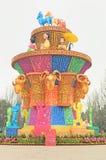 Chengdu China-Custons In Anclent Dian Kingdom Stock Photos