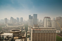 Chengdu,China Royalty Free Stock Photo