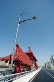Chengdu, China, traffic electronic eye Stock Photography